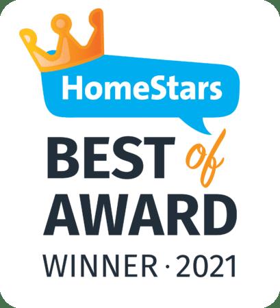 home stars best award winner 2021